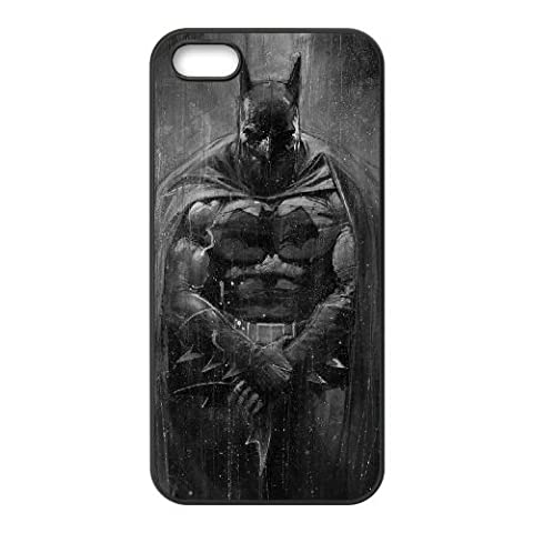 Batman coque iPhone 4 4S Housse téléphone Noir de couverture de cas coque EBDOBCKCO10139