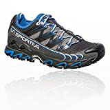 La Sportiva Ultra Raptor Woman, Zapatillas de Trail Running para Mujer, Multicolor (Carbon/Cobalt Blue 000), 38.5 EU