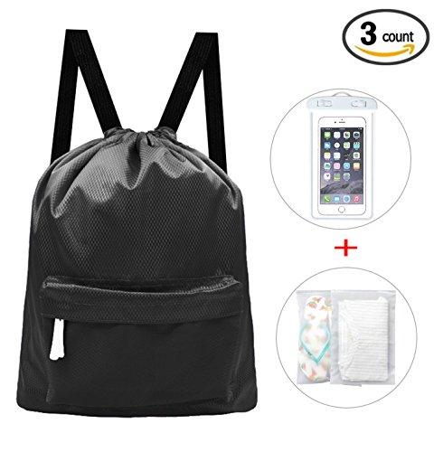 Imagen de sunnec gymsack  saco o de impermeable/resistente al agua modelo enhanced vis junior deporte/gimnasio
