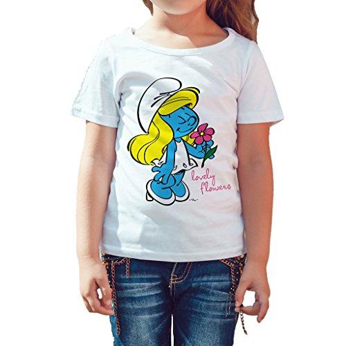 the-smurfs-smurfette-flowers-official-kids-t-shirt-white-5-6