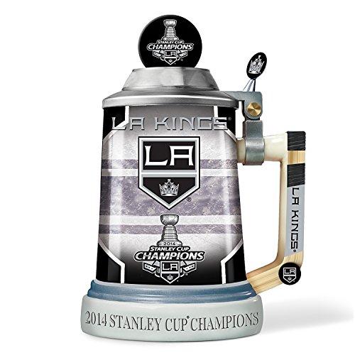 Preisvergleich Produktbild Los Angeles Kings 2014 Stanley Cup Champions Commemorative Stein by The Bradford Exchange by Bradford Exchange