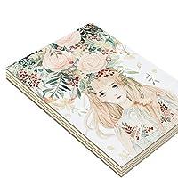 CKH 16K Sketch Sketchbook Small Fresh Creative Hand-painted Paintings Painting Blank Notebooks