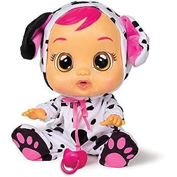 cry baby bambole