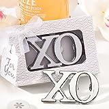 Favores del abrelatas de botella de diseño XO