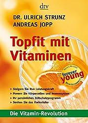 Topfit mit Vitaminen by Andreas Joop(1905-06-28)