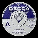 Cavaliers Ragga / Moon Buggy - Sandy & The Cavaliers / The Moonrocks 7
