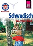 Reise Know-How Sprachführer Schwedisch - Wort für Wort: Kauderwelsch-Band 28