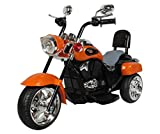 #9: Baybee Battery Operated Cruiser Bike (Orange)