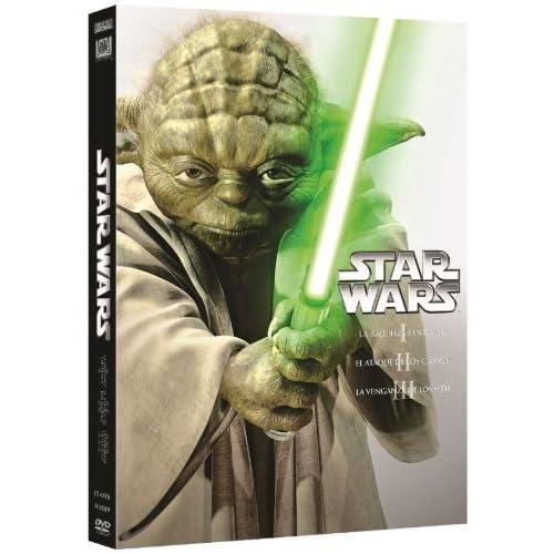 Star Wars Trilogia Ep I-Iii [DVD] 5