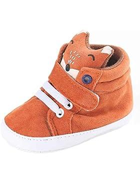 Covermason Winter Kinder Baby Jungen Mädchen Kleinkind-Schuhe Sneaker Anti-Rutsch Weiche Sohle