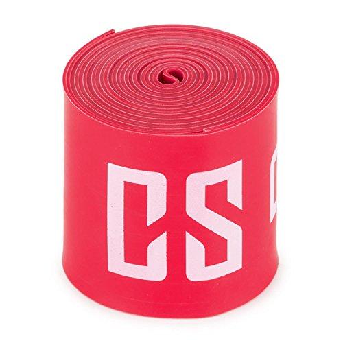 Capital Sports Floz • Kompressionsband • Widerstandsband • Flossband • Flossing Band • 4 x 0,1 x 200cm • unterstützt Training • verbessert Gelenkflexibilität • fördert Durchblutungen • rot