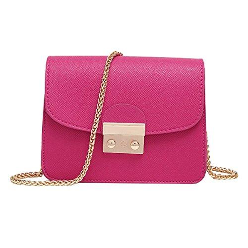 LAIDAYE Damen Schultertasche Messenger Bag Paket 6