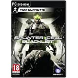 Tom Clancy's Splinter Cell Blacklist  - Standard Edition (PC DVD)