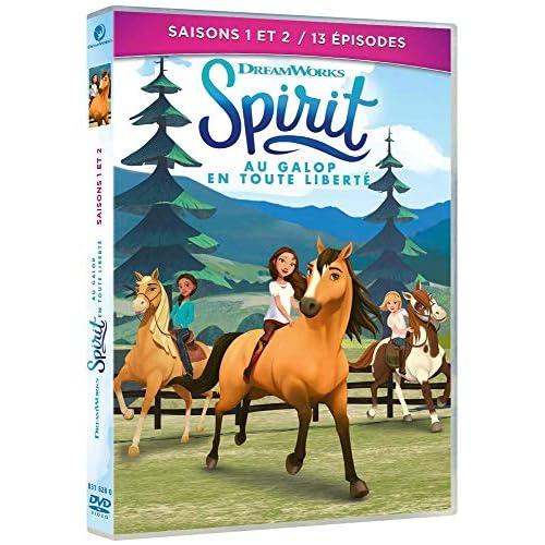 Spirit, au galop en toute liberté - Saisons 1 et 2 [Francia] [DVD] 11