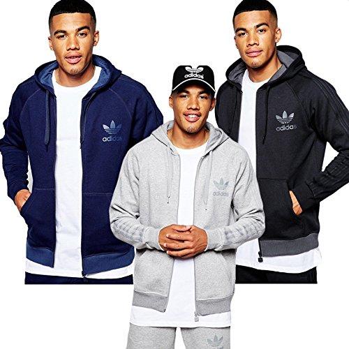 Adidas Originals SPO Trefoil Mens Full Zip Hoody