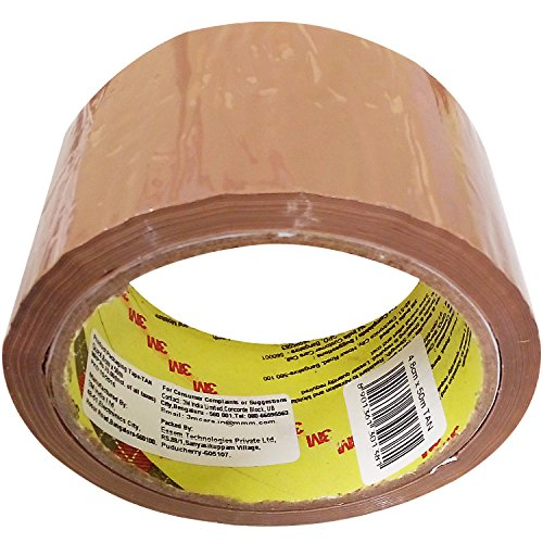 3M Scotch Packaging Tape - 4.8cm x 50m, 1 Number Pack