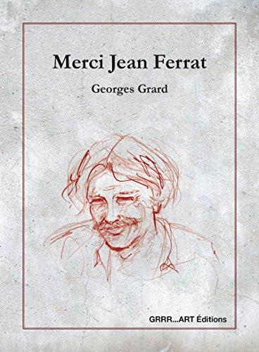 Merci Jean Ferrat