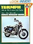 Triumph 650 and 750 2 Valve Unit Twin...