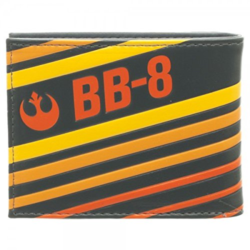 Star Wars VII: The Force Awakens BB-8 Bi-Fold Billetera