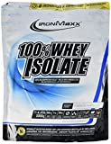 IronMaxx 100%-Whey Isolate, 2 kg Beutel, French Vanilla