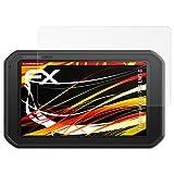 atFoliX Folie für Garmin dezl 780 LMT-D Displayschutzfolie - 3 x FX-Antireflex-HD hochauflösende entspiegelnde Schutzfolie