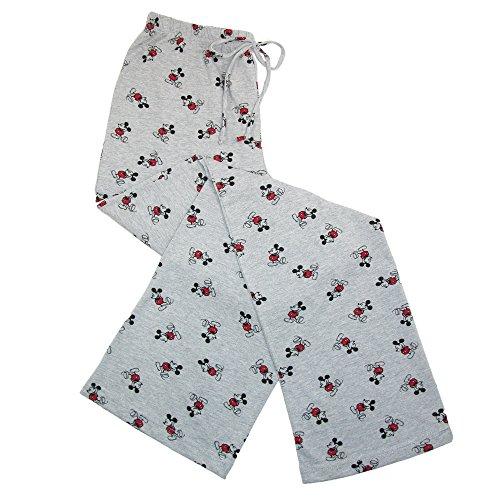 Disney - Bas de pyjama - Imprimé Animal - Femme gris gris taille unique Gris