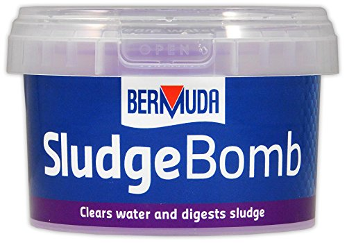 Bermuda Sludge Bomb - for ponds up to 20,000 litres