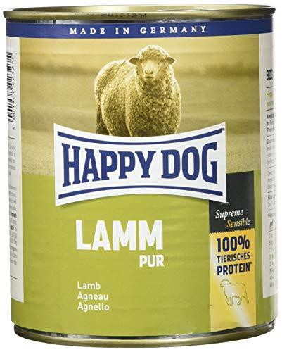 HD-3275 Happy Dog Pure Lamb 800g