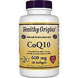 Healthy Origins, CoQ10, (Kaneka Q10), 600 mg, 60 Kapseln