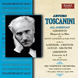All American By Toscanini