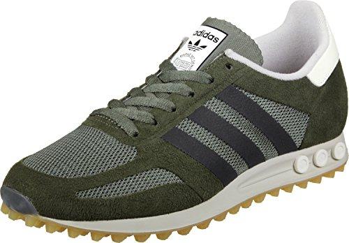 adidas la Trainer OG, Chaussures de Fitness Homme, Vert, 11,5 EU Multicolore - noir (Stmajonegbasgum1))