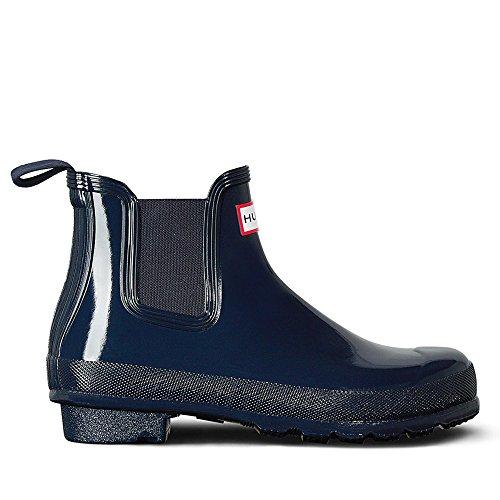 Hunter - Original Chelsea Boots, Stivali da neve Donna Blau