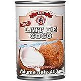 Suree Lait de Coco 400 ml - Lot de 6