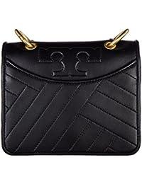 Tory Burch Alexa Mini Shoulder Bag In Black
