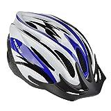 Fischer Fahrradhelm, Blau, L, 86177