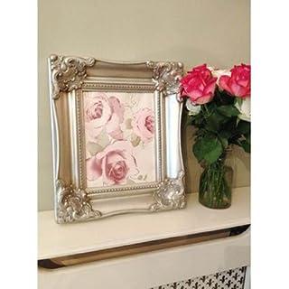 Ornate Classic Silver Picture Frame (15