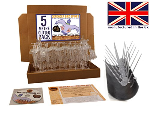 defender-bird-and-pigeon-spikes-5-m-gutter-spike-pack-clear