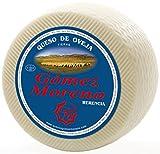 Weichkäse Schafsmilch Halbgroß Gómez Moreno 2.3 Kilogramm