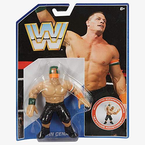 WWE Retro Mattel Figur Series 1 - John Cena Brandneu In Box