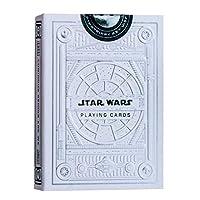 Star Wars Light Side Silver Edition Oyun Kartı Beyaz
