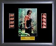 Rambo: First Blood Part 2 - filmcel met twee foliestroken of gelijkwaardig