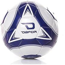Dafor Balón Fútbol Blanco Azul ... fdbf005912149