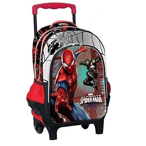 Zaino con trolley spiderman 337-65074
