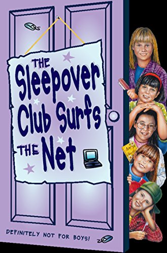 The Sleepover Club surfs the Net