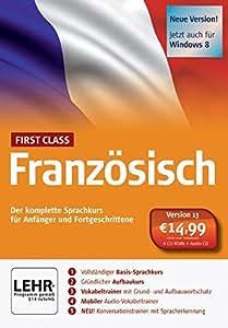 First Class Sprachkurs Französisch 13.0