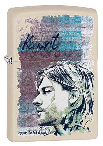 Zippo 60.002.308 Feuerzeug Kurt Cobain Collection