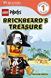 Lego Pirates Brickbeard's Treasure (DK Readers: Level 1)