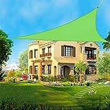 Aurorao Wasserfeste Segel Sun Überdachung Terrasse Markise Garten 96% UV-Block