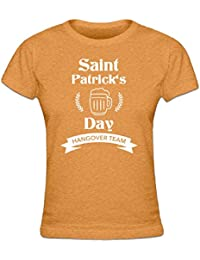 Saint Patrick's Day Hangover Team Women's T-shirt by Shirtcity