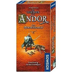 Kosmos 691936 - Die Legenden von Andor - Erweiterung Der Sternenschild Die Legenden von Andor